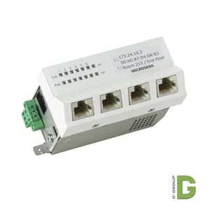 FTTO Switch 1xSFP (Fiber to the Office)