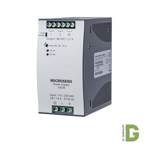 Power Supply 120W for Industri Switch POE/POE+