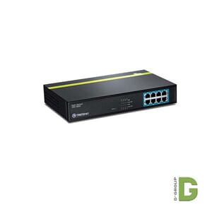 8-Port 10/100 Mbps PoE+ Switch