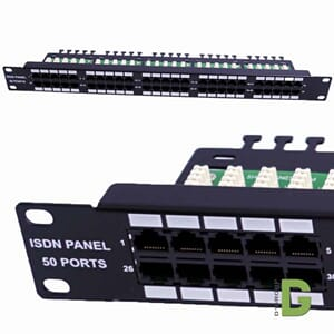 Telepanel 50 port